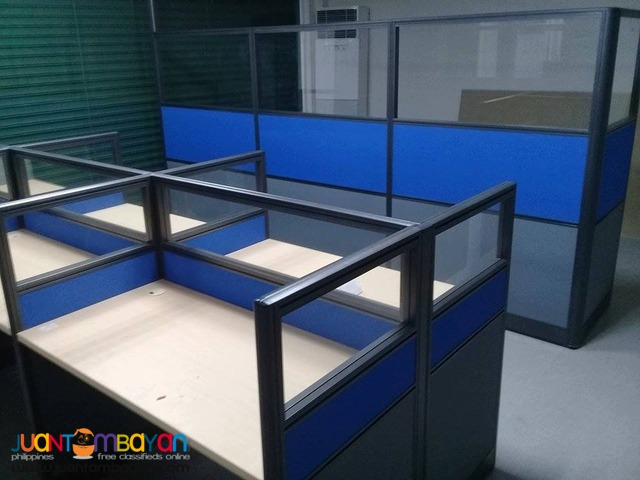 Office Cubicles with Office Partittions