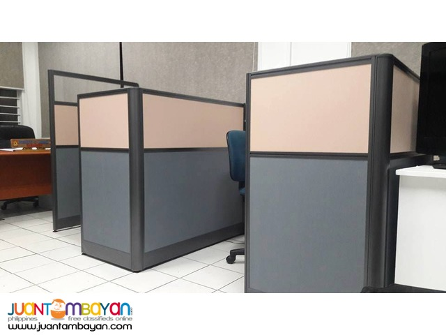 Office Cubicles from Office Partitions by JVSG