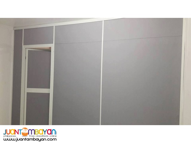 JVSG--full fabric high partition