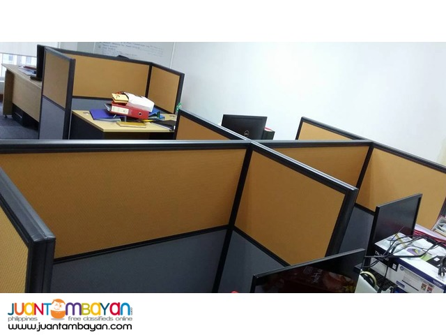 Modular Cubicles Office Partition from JVSGfurniture