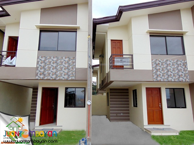 Crystal Homes Single Attached House for Sale near SM SanMateo