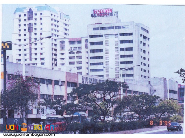 A Commercial Lot For Sale along EDSA front Camp Aguinaldo