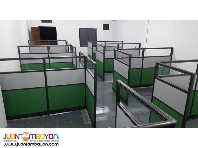 Done Install Office Partition Two toned by JVSG