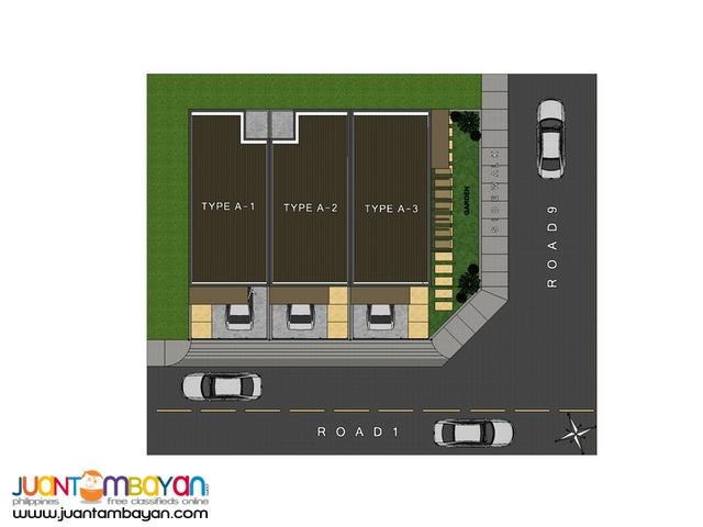 Marikina Area - House and Lot for Sale, 3Bedroms