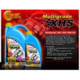 Cosmic Multigrade XHS SAE 15W 40