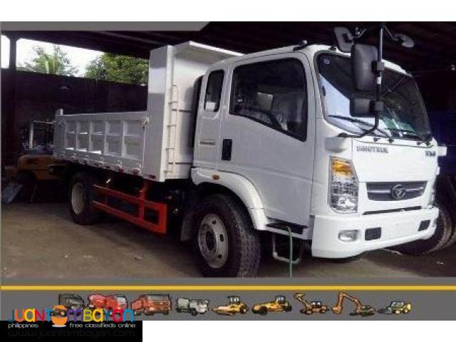 dump truck 6 wheeler 6 cubic