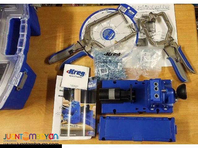 Kreg K5 Deluxe System
