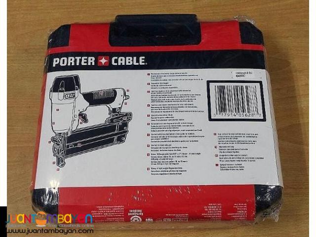 Porter Cable BN200C 5/8-inch to 2-inch 18Ga Brad Nailer Kit