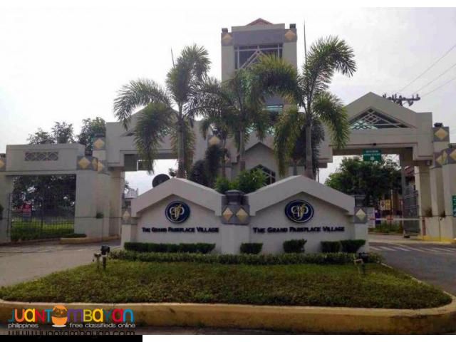 Grand Park Place Imus Lot for Sale in Cavite