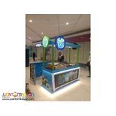 Food Cart Maker, Kiosk Maker, Stall Maker