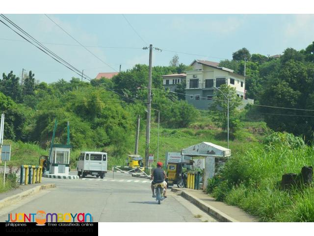 Lot for Sale in Monteverde Royale Affordable and Overlooking lot