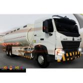 HOWO A7 oil fuel truck