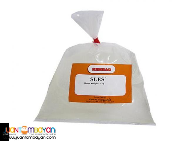 Sodium Lauryl Ether Sulfate SLES