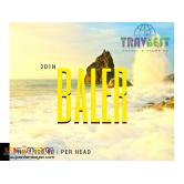 Baler Saver for 2 Days/1 Nights - PHP 1,900.00