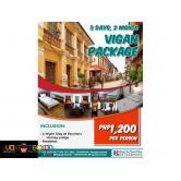 3D2N Vigan Package