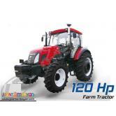 farm tractor 120hp