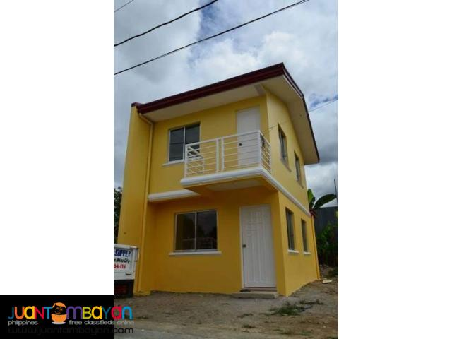 House and Lot for sale READY FOR OCCUPANCY