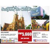 3D2N Saigon (Ho Chi Minh ) Tour