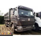 10 Wheeler Hoka V7 Dump Truck