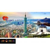 4DAYS TAIWAN PACKAGE FOR AS LOW AS PHP 18,388