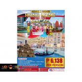 4D3N Hong Kong with Free Macau