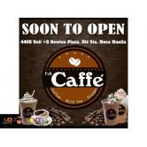 FaB Caffe' Franchising Services
