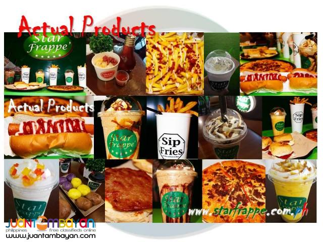 Food Cart, Mall Cart, Resto,Cafe' Snack Bar Franchise Business