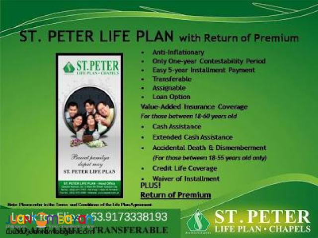 St. Peter Life Plan