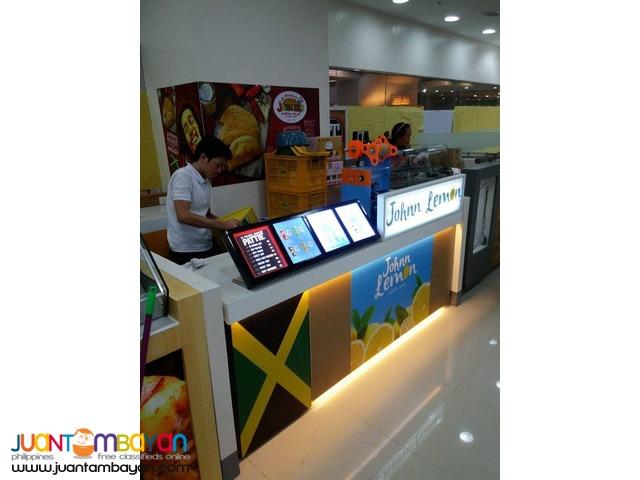 Food Cart Maker, Food Kiosk Maker, Stall Mall Kiosk Maker
