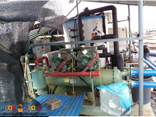 30 Tons Industrial Ice Flakes Machine