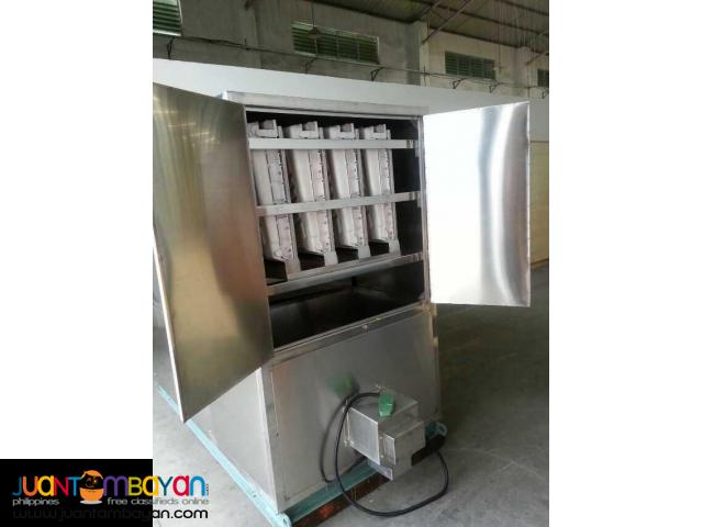 1 Ton Ice Cube Maker Machine