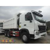 Sinotruk HOWO-A7 Dump Truck Brand new