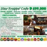 Star Frappe' Cafe Franchising Services - 09188073575
