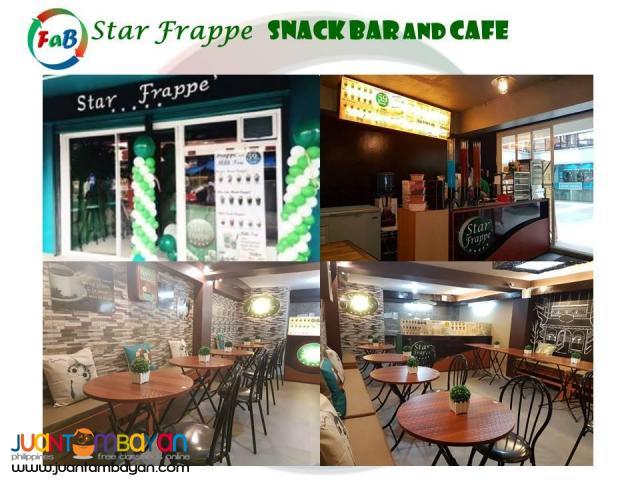Star Frappe' Cafe Franchising Services - 09188073575