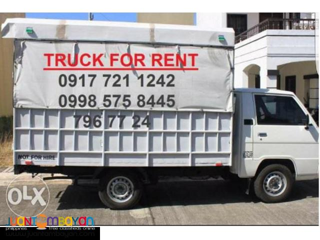 Truck For Rent >> Lipat Bahay Truck Rental Paranaque Jay Palce
