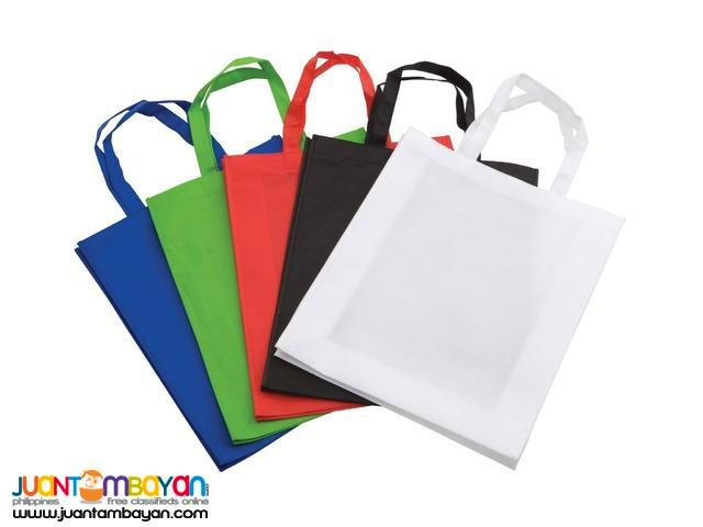 Silkscreen and Digital Printing Eco Bag Foldable