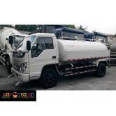 6 Wheeler Water Truck 4000L, 115HP  (Yuchai Engine)