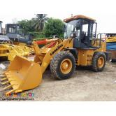 3.5 tons Wheel loader 1.7 cubic lonking Brand new