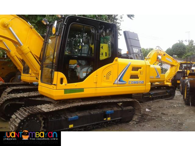 CDM6150 Lonking Hydraulic Excavator / Backhoe 1/2 Bucket Size New