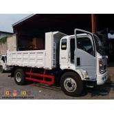 Sinotruk Homan 6Wheeler 4x4 6cbm Mini Dump Truck New