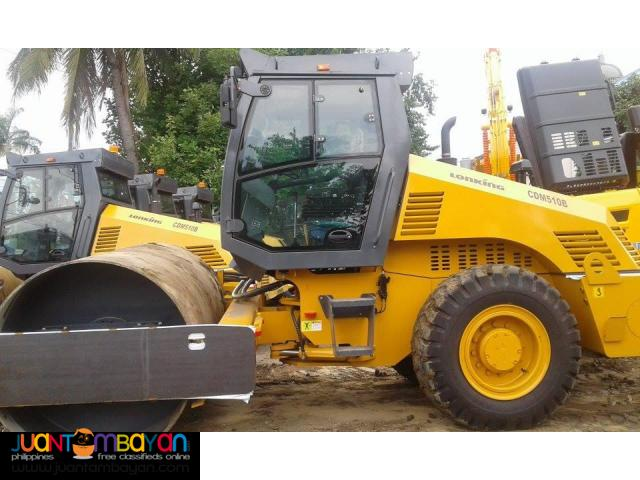CDM510B Lonking Road Roller / Pizon 10Tons Brand New