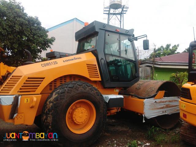 CDM512D Lonking Road Roller / Pizon 12Tons New