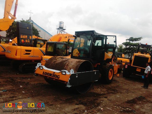 CDM514B Lonking Road Roller / Pizon 14Tons New