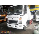 Sinotruk Homan 6Wheeler 4x4 4cbm Mini Dump Truck New