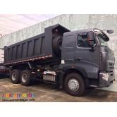 Sinotruk Howo-A7 10 Wheeler Dump Truck New