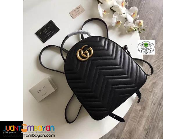 2f11bcc1b973 GUCCI MARMONT BAG - GG Marmont BACKPACK - GUCCI BAG | Taytay | Katie ...
