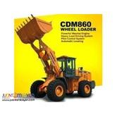 wheel loader CDM860