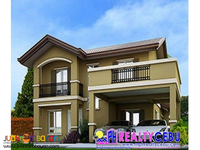 TALAMBAN CEBU CITY HOUSE AND LOT FOR SALE RIVERDALE SUBD - GRETA