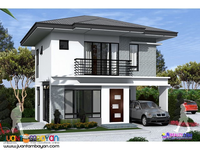 CEBU CITY - TALAMBAN HOUSE AND LOT FOR SALE AT SOLA DOS SUBD