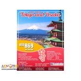 6D5N Japan Full Board Package